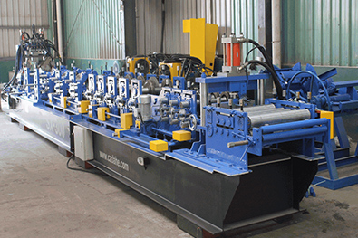 Operation Requirements of Sheet Metal Roller Press Forming Machine