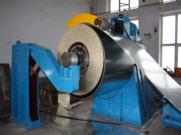 Corrugated C Purlin Roll Forming Machine