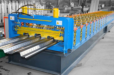 Stainless Steel Roll Forming Machine