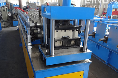 Standing Seam Roll Forming Machine
