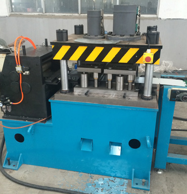 Fire Damper Frame C Purlin Sheet Roll Forming Machine