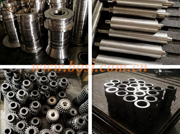 Galvanized Steel Anode Plate C Purlin Roll Forming Machine